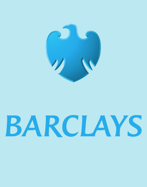 One of our partners, Barclays